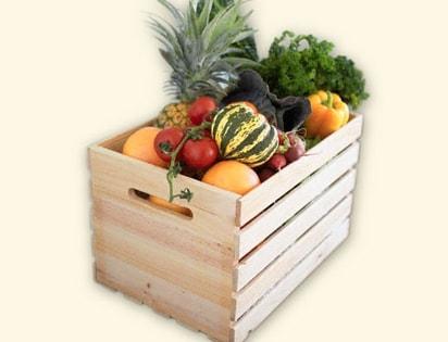 Ящики для овощей (фруктов)